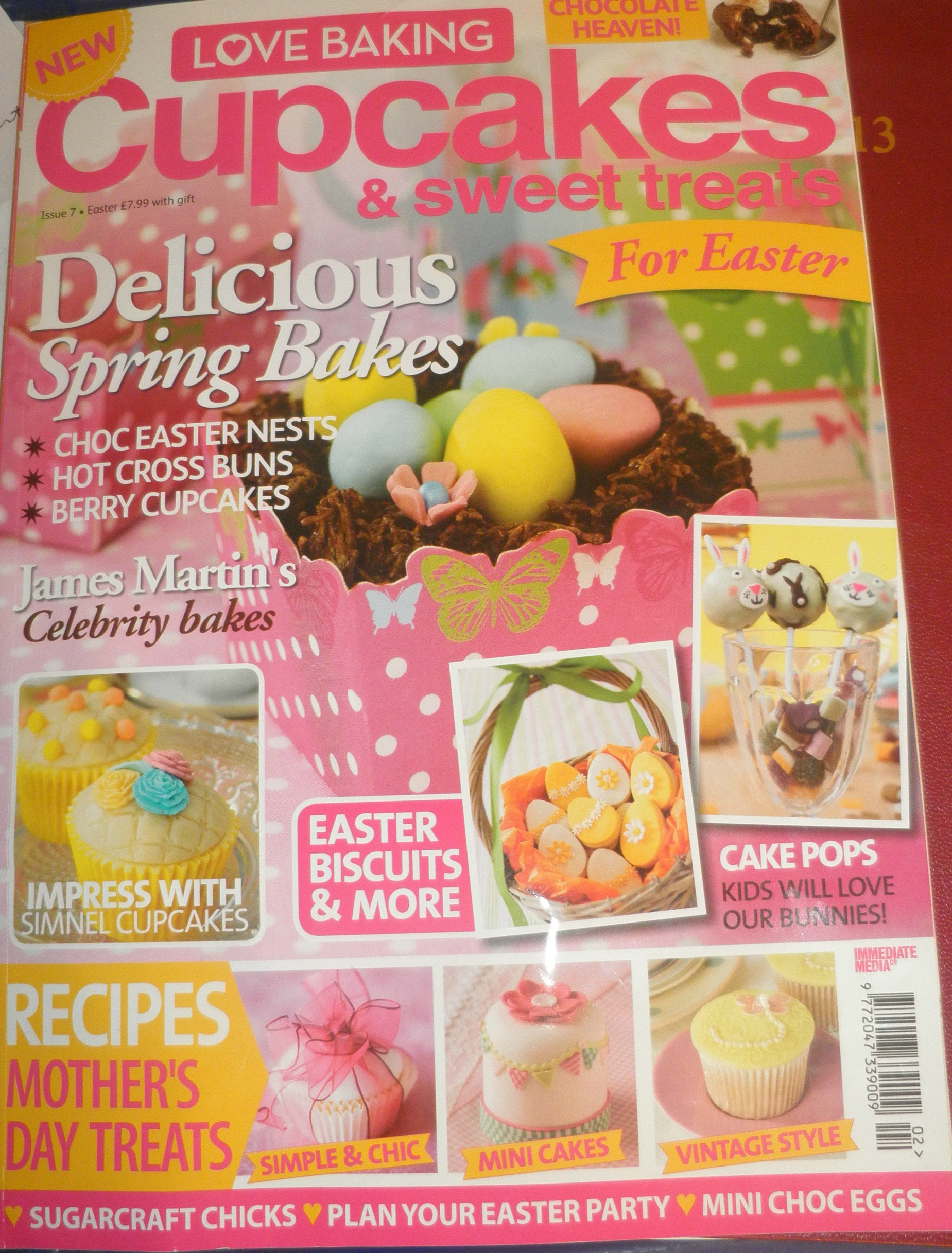 Magazine Features And Tutorials Marie S Bakehouse