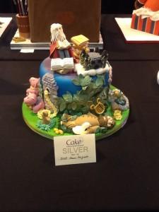 Storyteller Cake