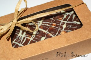Malteser tiffin boxed Marie's Bakehouse