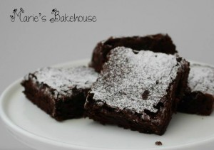 brownies Marie's Bakehouse