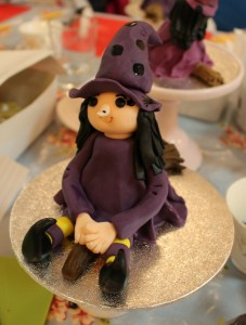 witch model