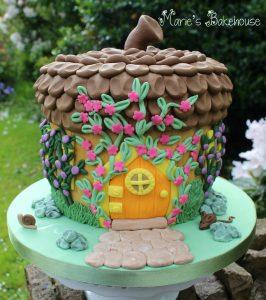 Acorn Fairy House Marie's Bakehouse