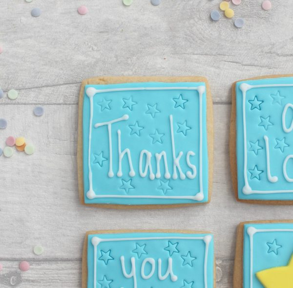 thank you biscuits for teacher