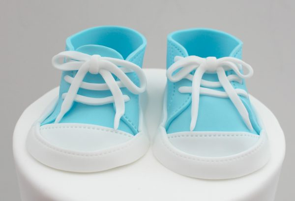 baby trainer cake toppers