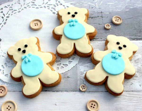 baby bear cookies