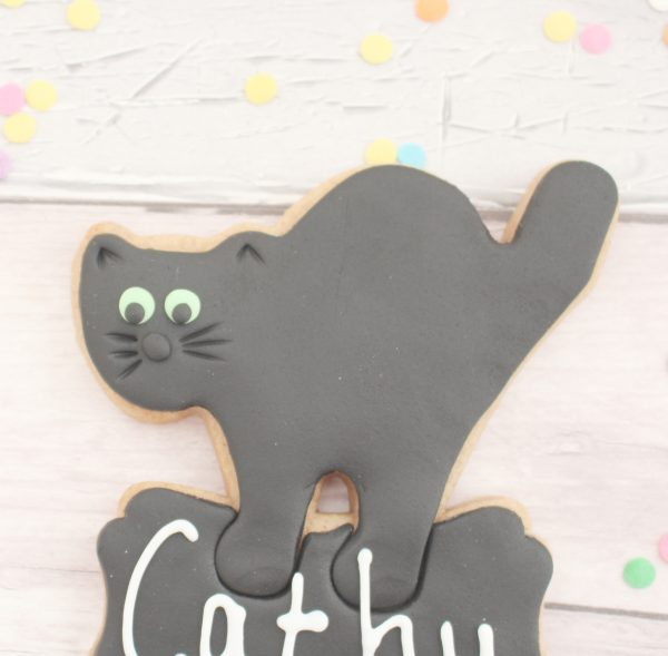 customisable halloween biscuits