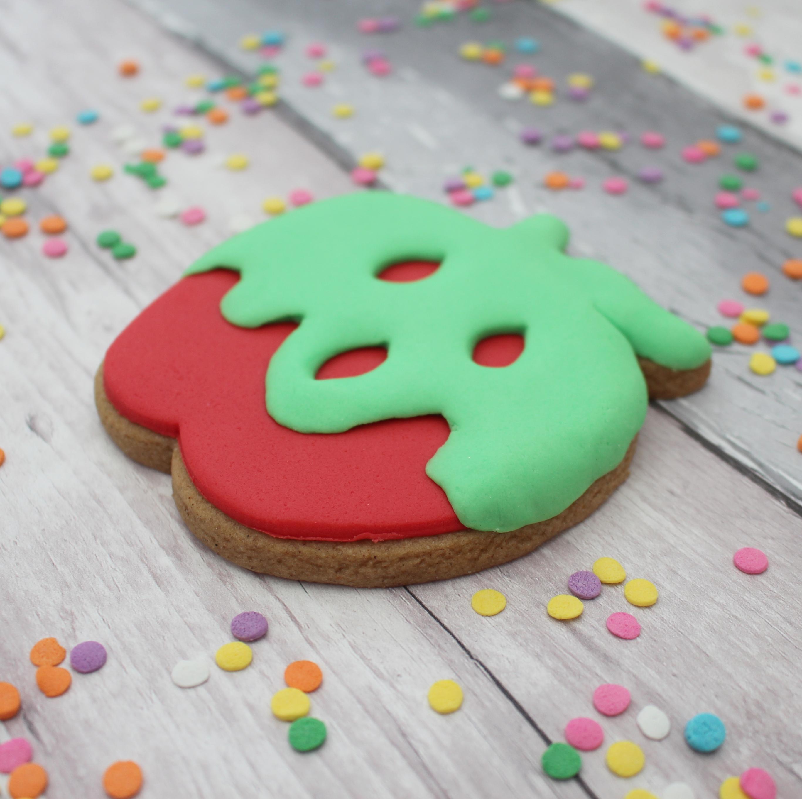 Halloween cookie favour ideas