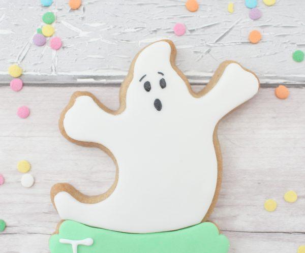 halloween personalised cookies