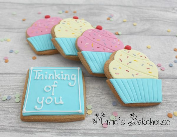 thinking of you cookie gift