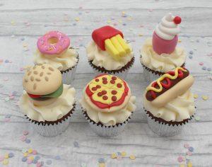children's cupcake decorating parties junk food