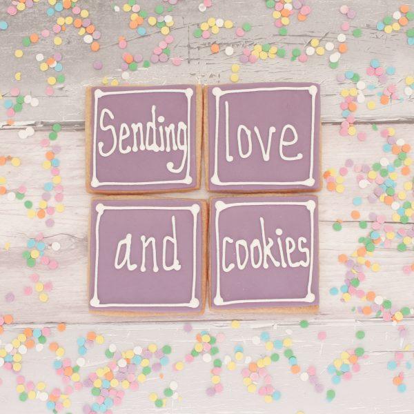 lockdown cookie gift