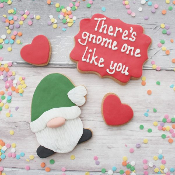 there's gnome one like you cookie set