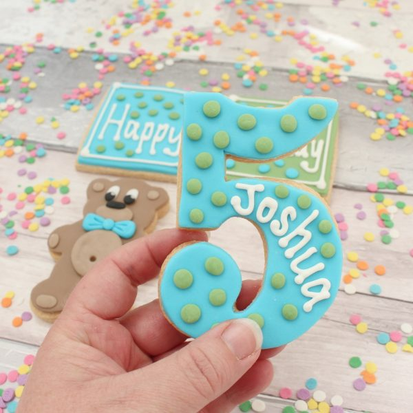 age name birthday biscuit