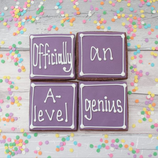 A level congratulations gift