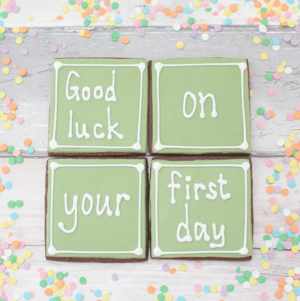 good luck cookie gift