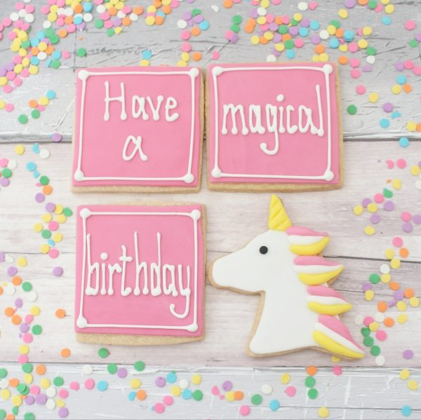 magical birthday cookie gift