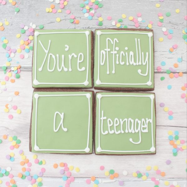cookie gift for teenager