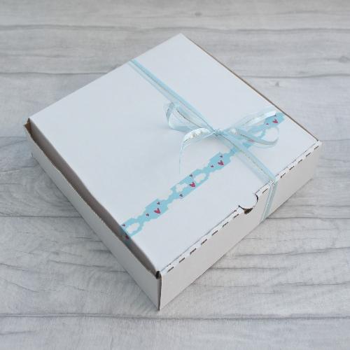 sample packaging