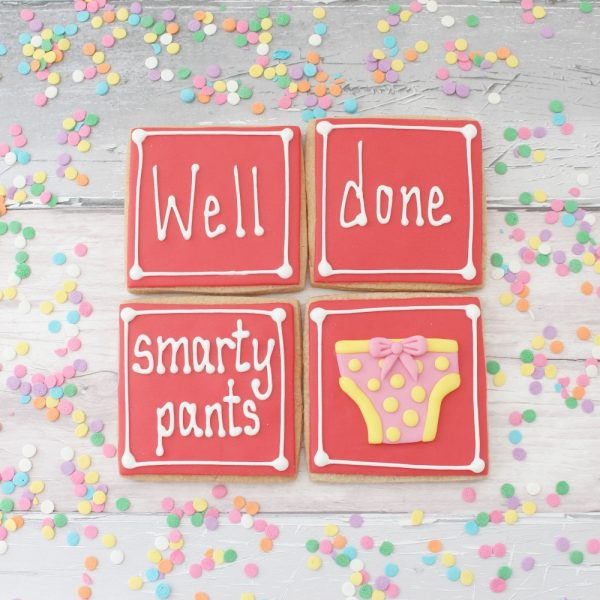 well done smarty pants gift