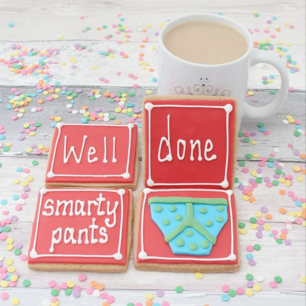 congratulations cookie gift